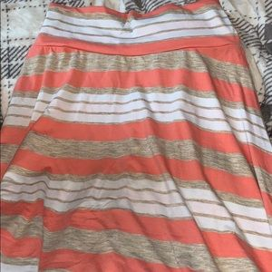 A Byer size small maxi skirt.